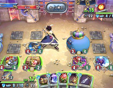 Dragon Quest Rivals anunciado para smartphones en Japón