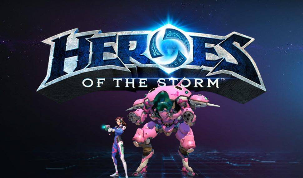 D.Va ya está disponible en el PTR de Heroes of the Storm