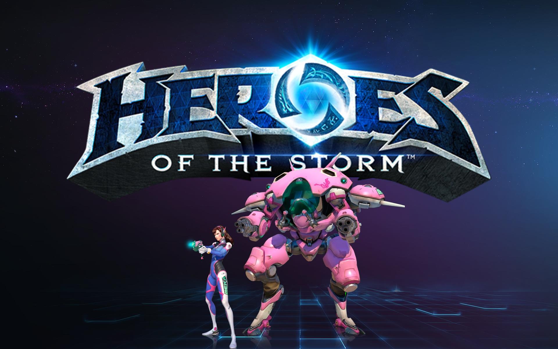 d.va heroes of the storm