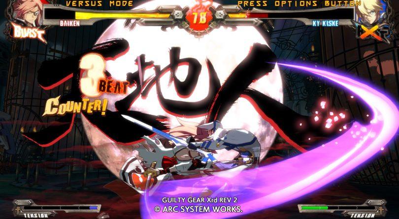 ¡Vuelve la mejor lucha en 2D! Guilty Gear Xrd Rev 2 a la venta el 26 de mayo