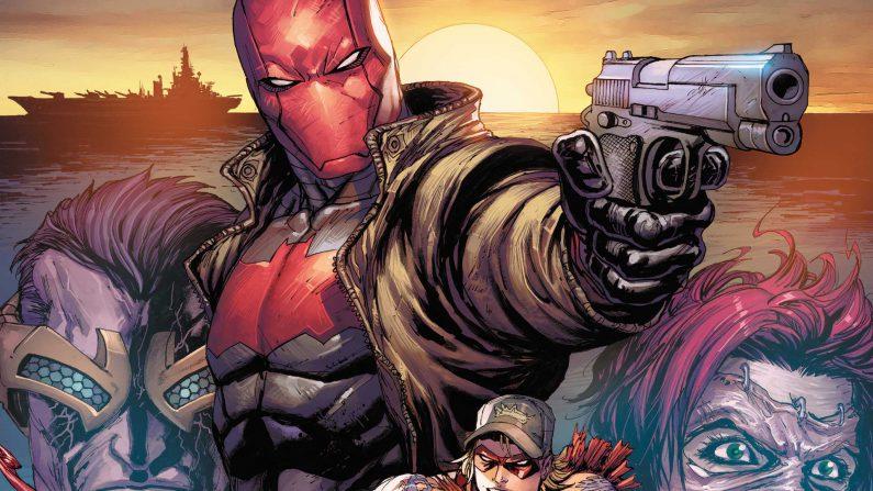 Red Hood será el nuevo personaje de Injustice 2