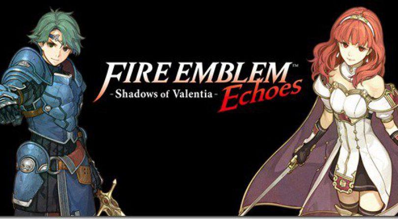 Fire Emblem Echoes: Shadows of Valentia lanza el tráiler de su Season Pass