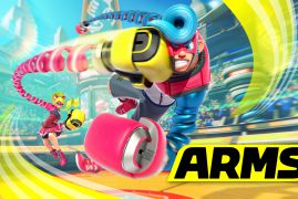 Primer vistazo de Arms en vídeo