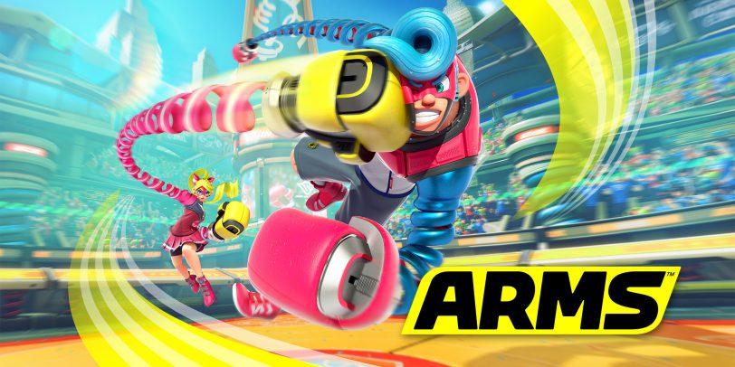 Primer vistazo de Arms en vídeo