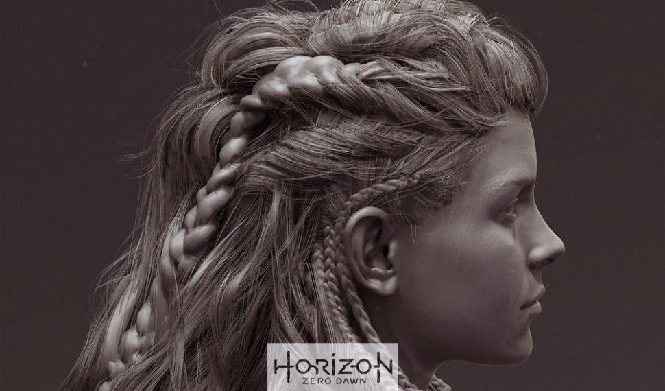 Horizon: Zero Dawn ¿Cómo se hizo el pelo de Aloy?