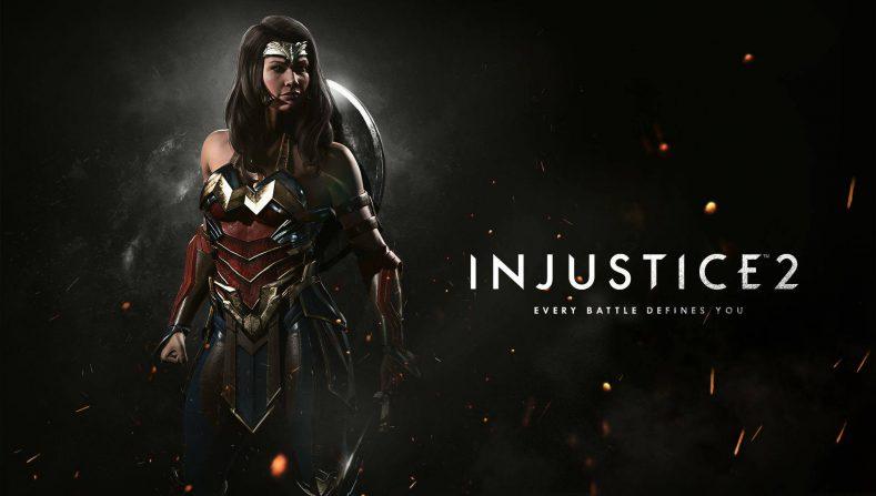 Injustice 2 se actualiza con motivo de la película de Wonder Woman