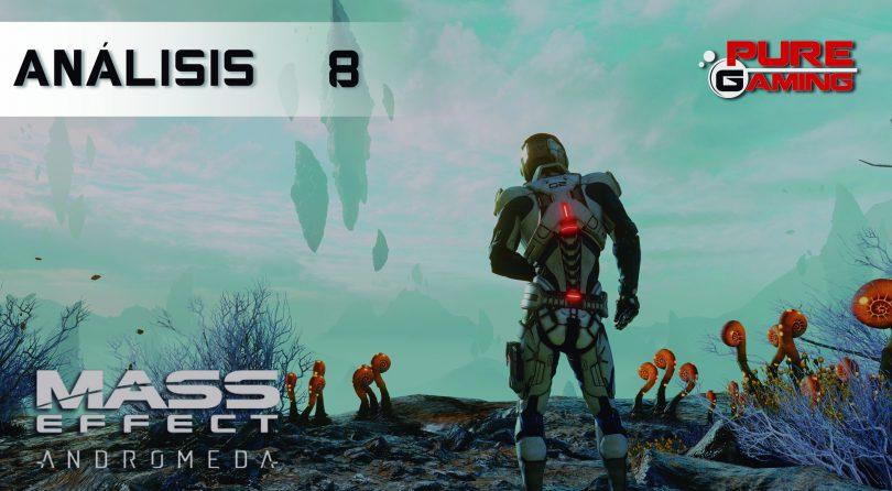 Análisis de Mass Effect Andromeda – Empezar de cero en otra galaxia