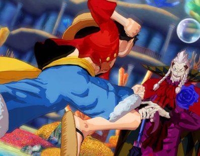 El juego de One Piece Ultimate World Red Deluxe Edition ha sido anunciado para PlayStation 4  y Nintendo Switch