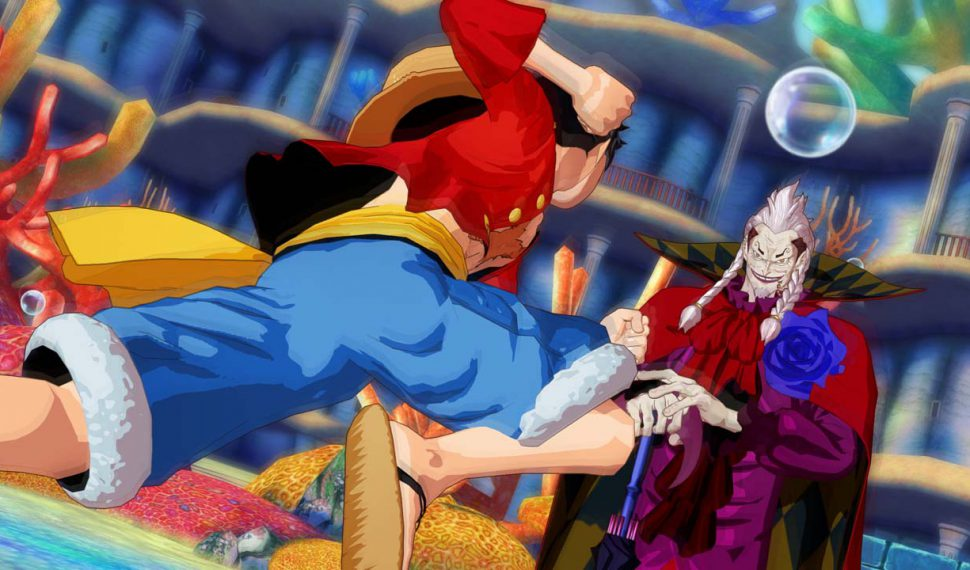 El juego de One Piece Ultimate World Red Deluxe Edition ha sido anunciado para PlayStation 4  y Nintendo Switch