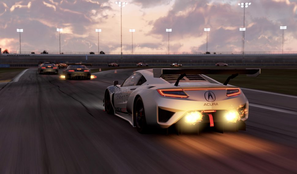 Se muestran las ediciones limitadas de Project Cars 2 por parte de Bandai Namco