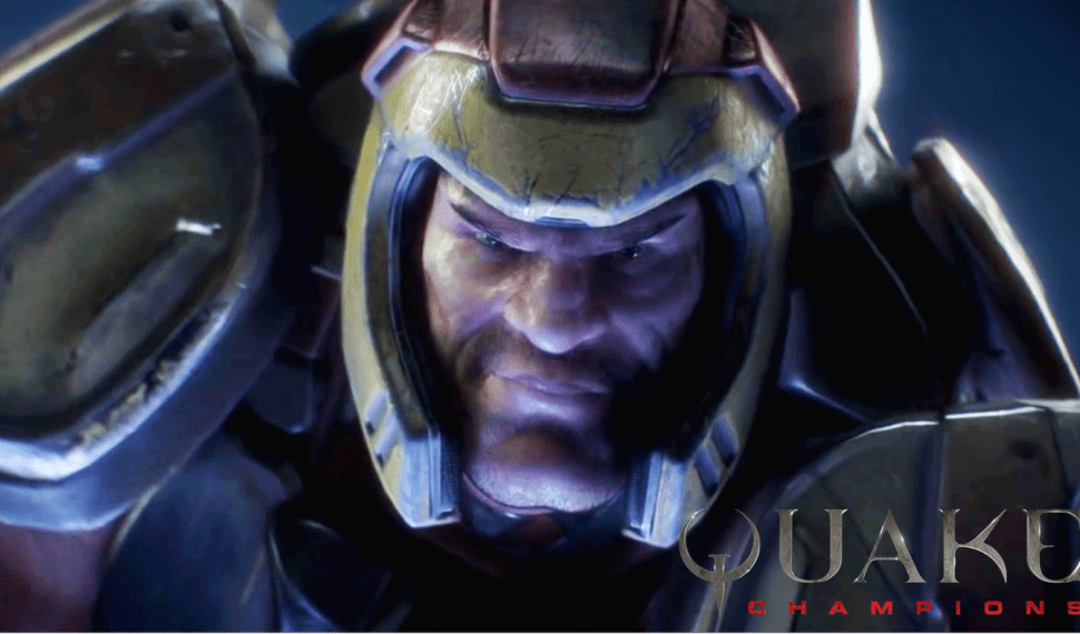Quake Champions presenta al mítico Ranger