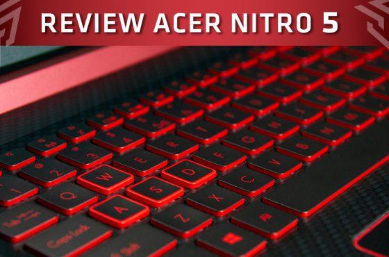 Review de Acer Nitro 5