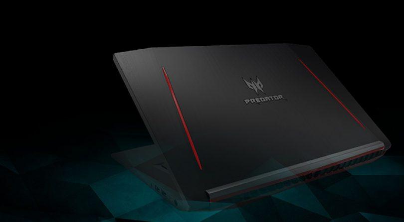 Acer rediseña su línea gaming Predator – Predator Helios 300