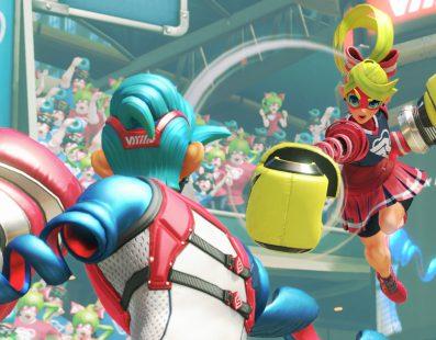 Nintendo anuncia novedades para Arms