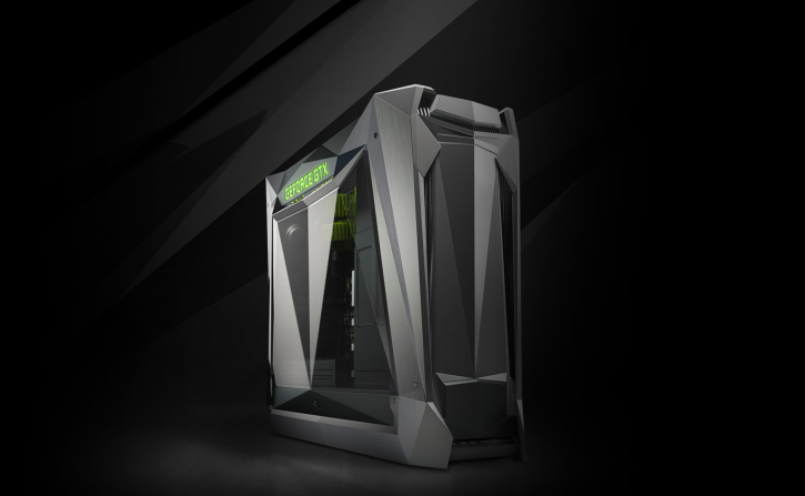 NVIDIA presenta sus PCs GeForce GTX Battlebox