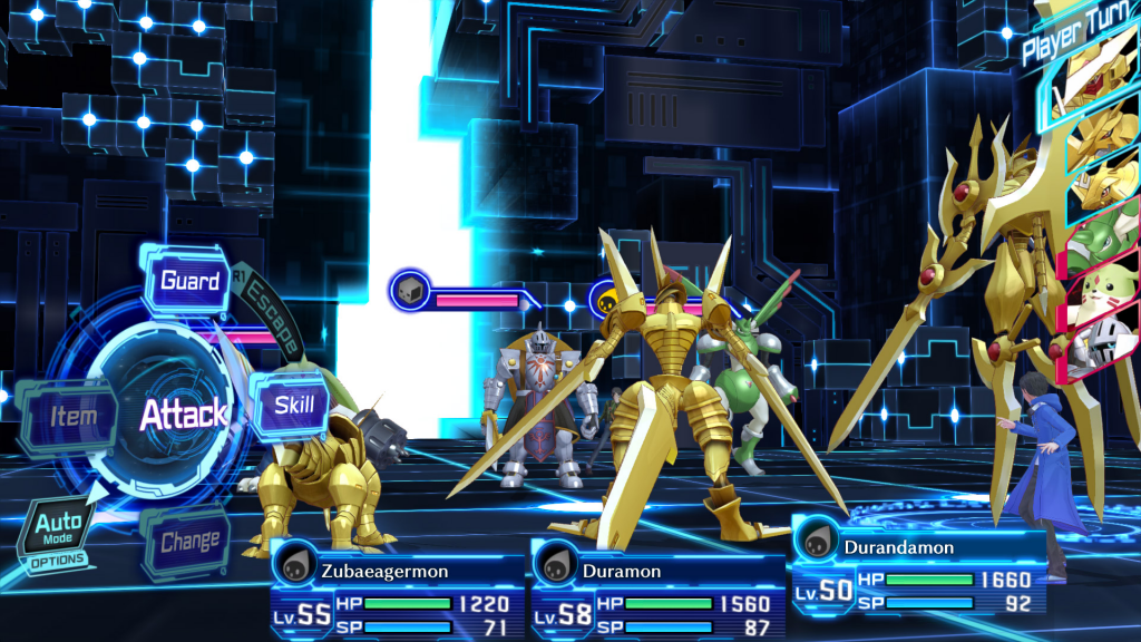 Digimon Story: Cobyer Sleuth - Hacker's Memory