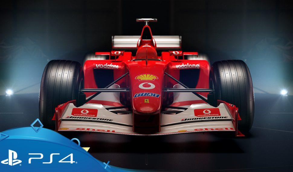 Codemasters confirma Fórmula 1 2017