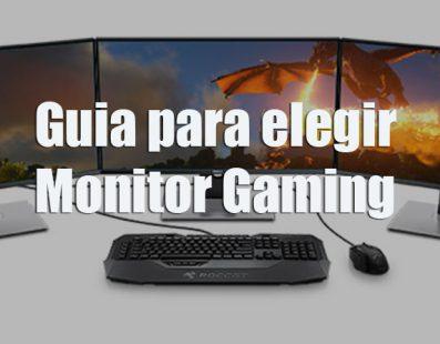 Guia para comprar monitores gaming