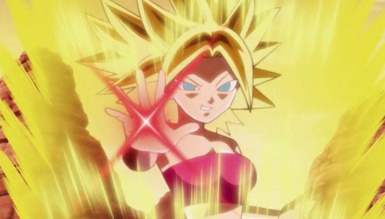La primera mujer Super Saiyajin aparece en «Dragon Ball Super»