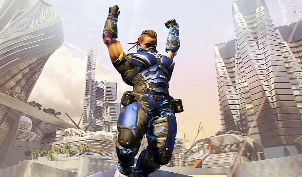 Tenemos tráiler de Lawbreakers lo nuevo de los creadores de Gears of War