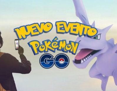 Este es el nuevo evento de Pokémon Go