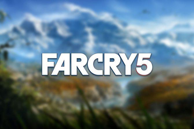 Nuevo tráiler de lo último de Ubisoft, Far Cry 5