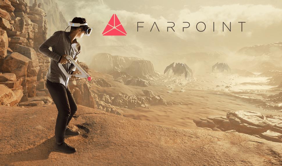 Luciéndose en un nuevo tráiler, aparece Farpoint el exclusivo de PlayStation 4