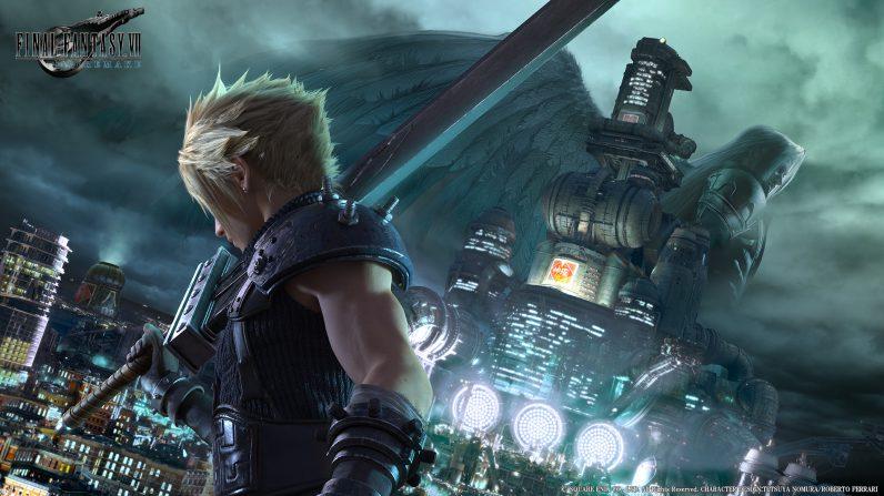 Parece que Square Enix se va a dedicar solo a Final Fantasy VII Remake