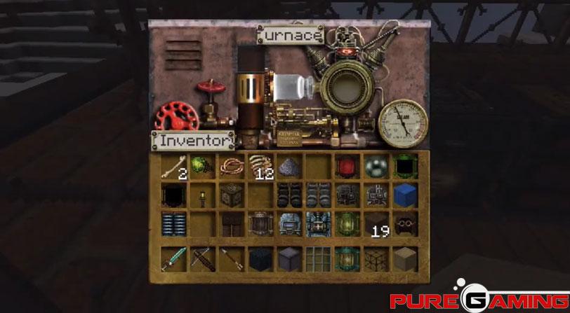 glimmar steampunk pack de texturas