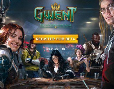 Última oportunidad para la beta cerrada de Gwent: The Witcher Card Game