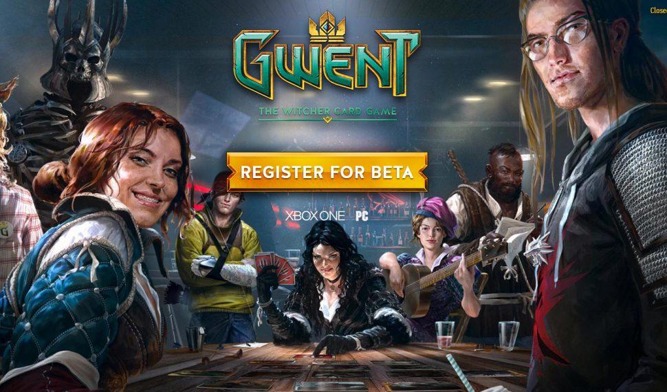 Gwent, el juego de cartas de The Witcher, ya dispone de beta abierta