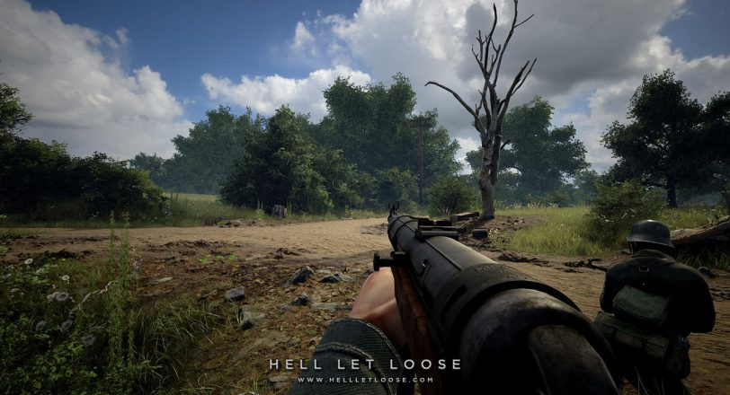 Hell Let Loose, vive la 2ª Guerra Mundial junto a 100 jugadores más