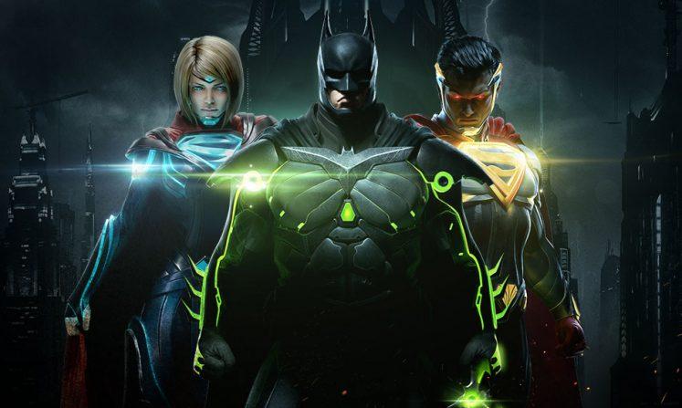 Injustice 2 ya está a la venta. Batman VS Superman. ¿De qué lado estás?