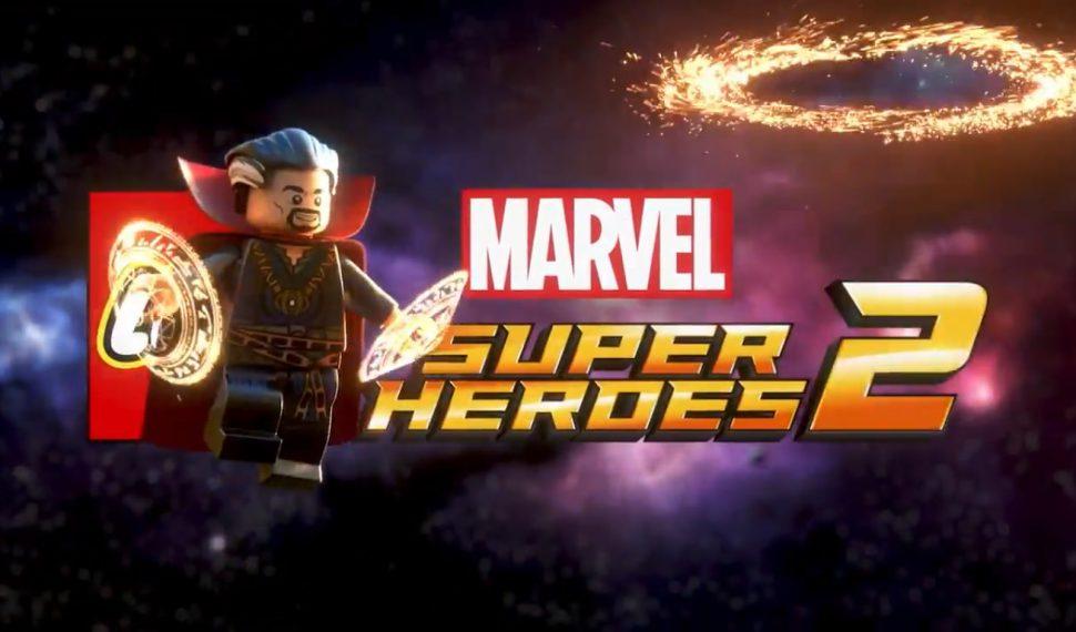 Confirmados los nuevos héroes y villanos de LEGO Marvel Super Heroes 2
