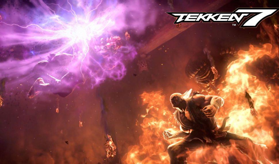 Mostrado el tráiler del juego de lucha Tekken 7
