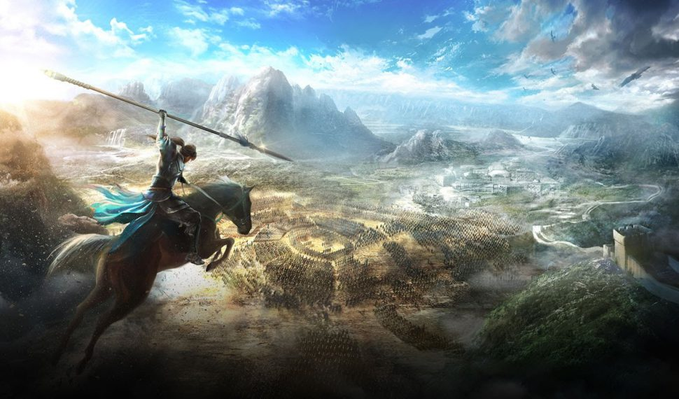 Se confirma el lanzamiento de Dinasty Warriors 9 en Occidente