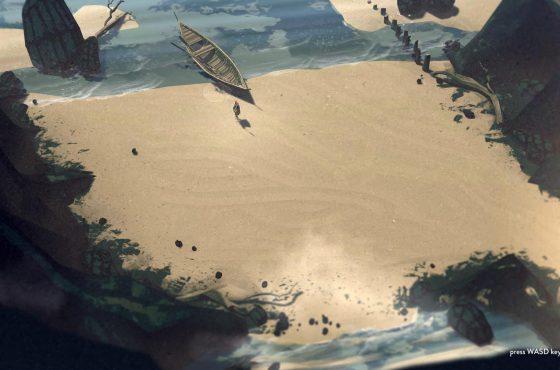 Peregrin, una nueva aventura de puzzles y fantasía para PC