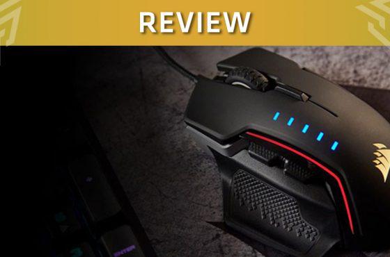 Review del Corsair GLAIVE RGB – El rendimiento definitivo en la palma de tu mano