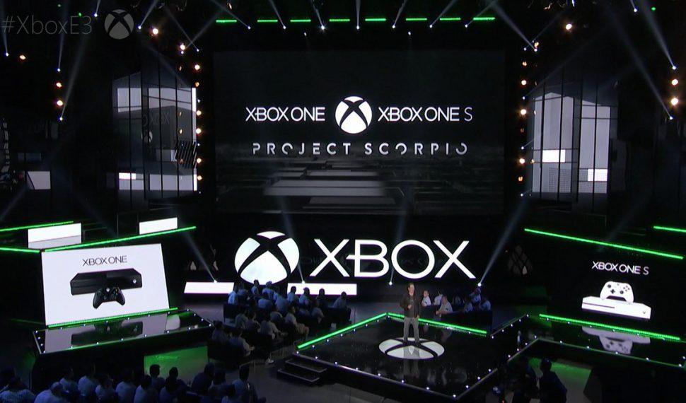 La Project Scorpio no se va a retrasar y va a cumplir con sus plazos