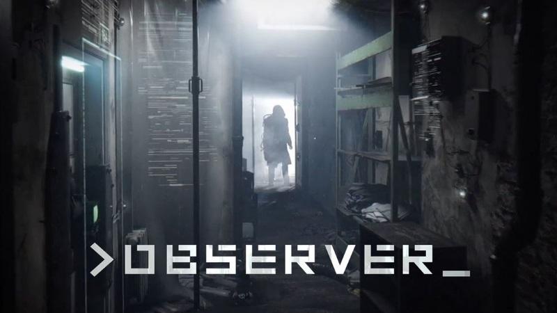 El juego de terror Observer se lanzará también PlayStation 4