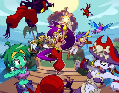 Shantae: Half-Genie Hero aterrizará en Nintendo Switch el próximo verano