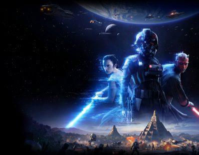 El Escuadrón Infernal de Star Wars: Battlefront 2, protagonista de la secuela