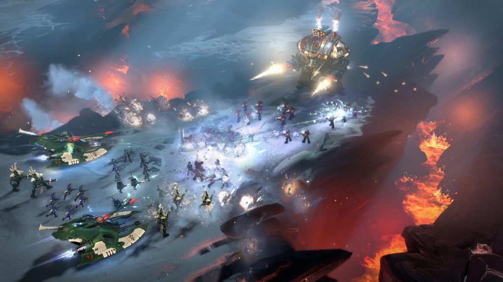 Dawn of war 3, 2