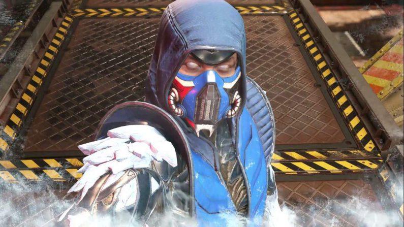 Sub-Zero, uno de los personajes de Mortal Kombat, llegará a Injustice 2
