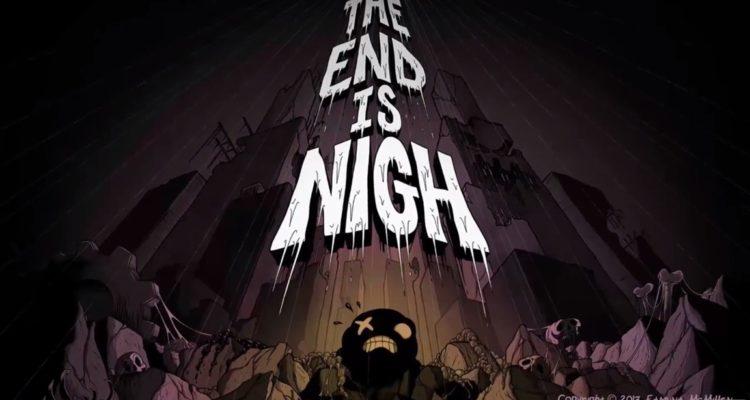 The End Is Nigh: El nuevo juego del creador de The Binding of Isaac