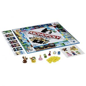 Monopoly Gamer El Juego De Mesa De Super Mario