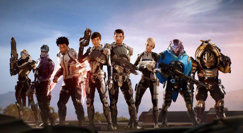 Desde BioWare desmienten el rumor de la cancelación del DLC para Mass Effect: Andromeda
