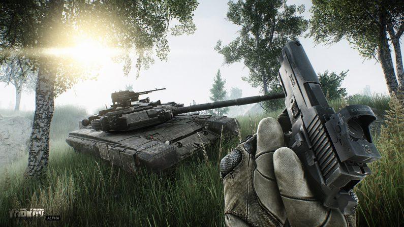 En julio tendremos beta cerrada de Escape from Tarkov