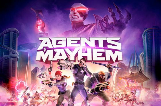 Primeras impresiones – Agents of Mayhem