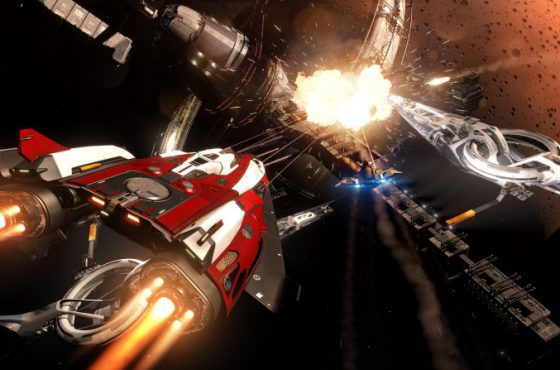 Elite Dangerous llegará a PlayStation 4 y Xbox One en formato físico